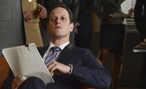 Josh Charles The Good Wife CBS