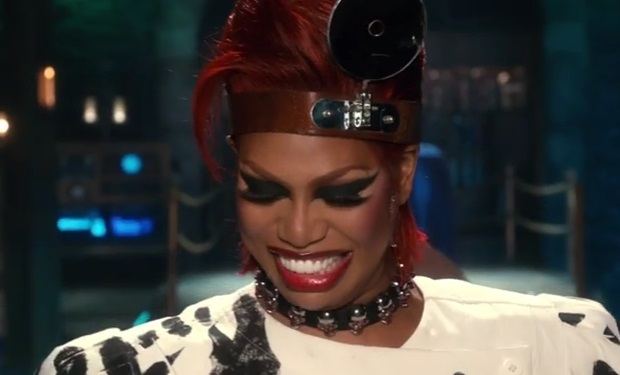 Laverne Cox in Rocky Horror FOX
