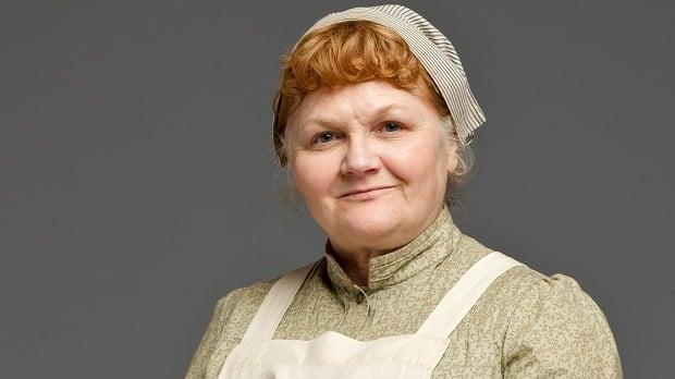 Lesley Nicols as Mrs Patmore PBS