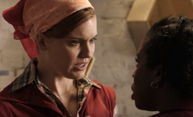 Maggie Grace, Showing Roots, Lifetime