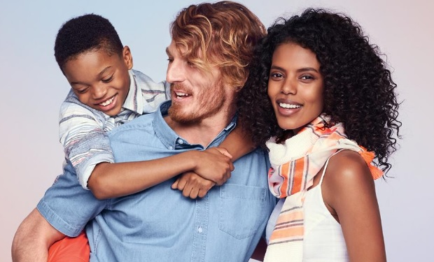 Old Navy ad