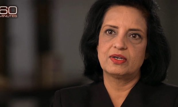 Roomy Khan, 60 Minutes, CBS