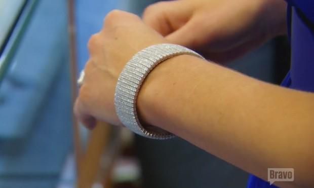 Stephanie bracelet RHOD