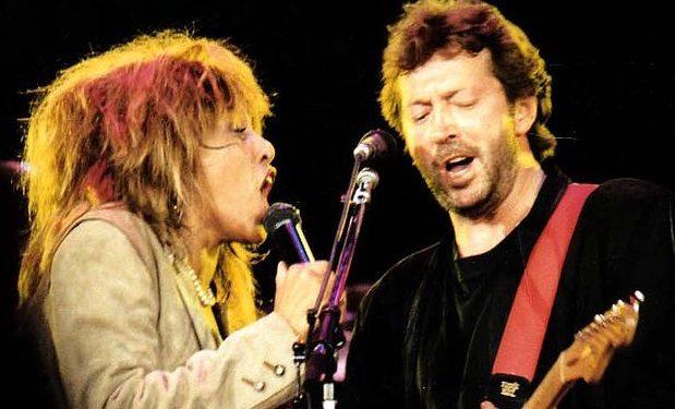 Tina Turner & Eric Clapton