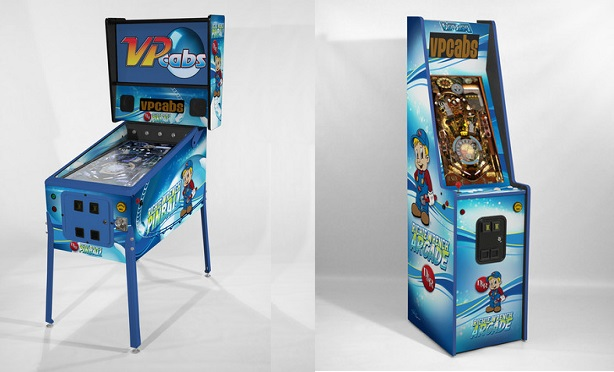 VP Cabs: Virtual Pinball Machines on Shark Tank — Where To