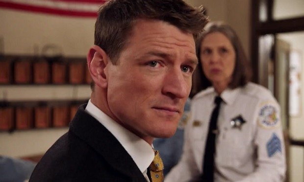 Philip Winchester Chicago PD NBC