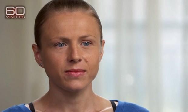 Yuliya Stepanov, 60 Minutes, CBS