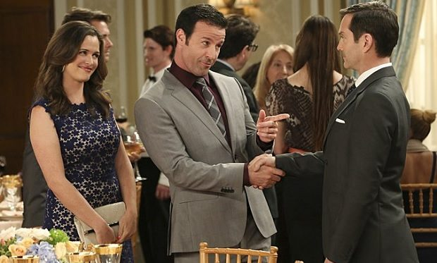 Christine Woods, Thomas Lennon, The Odd Couple, CBS