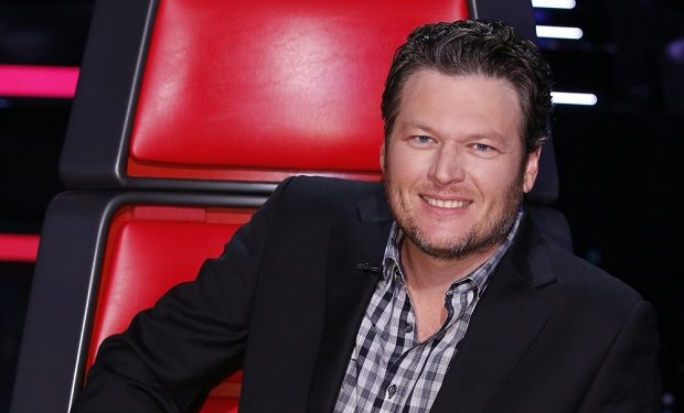 Blake Shelton The Voice NBC