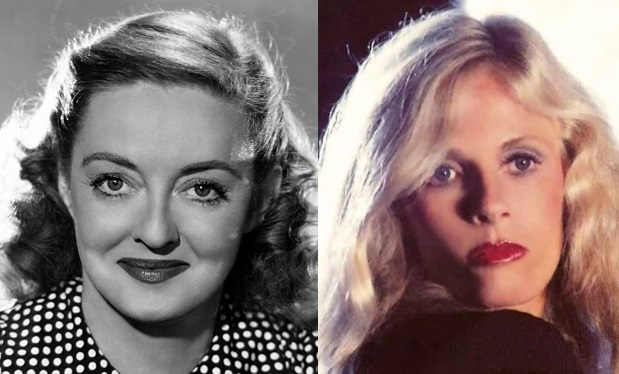 Bette Davis (Public Domain), Kim Carnes video