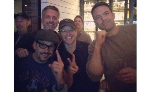 @Bosstones, Bill Simmons, Matt Damon, Ben Affleck