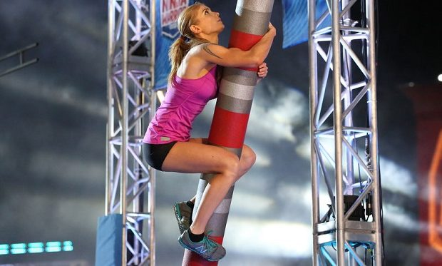 "AMERICAN NINJA WARRIOR -- ""Atlanta Qualifying"" -- Pictured: Brittany Reid -- (Photo by: Quantrell Colbert/NBC)"