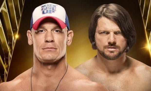 CEna Style WWE Network