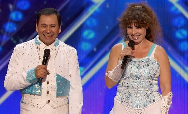 Duo Guerrero, AGT, NBC