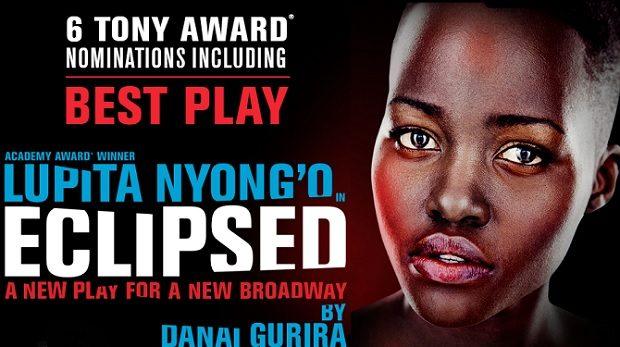 Eclipsed Lupita Nyong'o