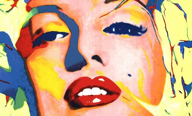 Marilyn Monroe By James Francis Gill (www.premium-modern.art.com) [CC BY-SA 3.0], via Wikimedia Commons