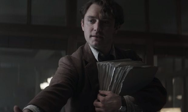 Jude Law as Wolfe GENIUS