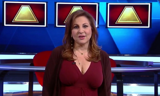Kathy Najimy, The $100,000 Pyramid ABC