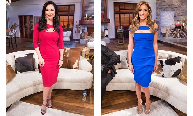 Leeanne Cary Wear Same Designer On Real Housewives Dallas