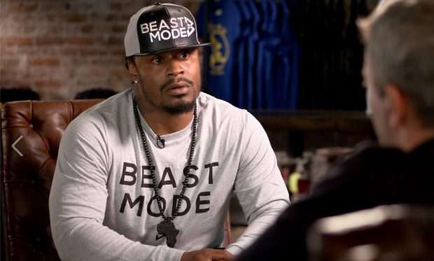 Marshawn Lynch 60 Minutes Sports