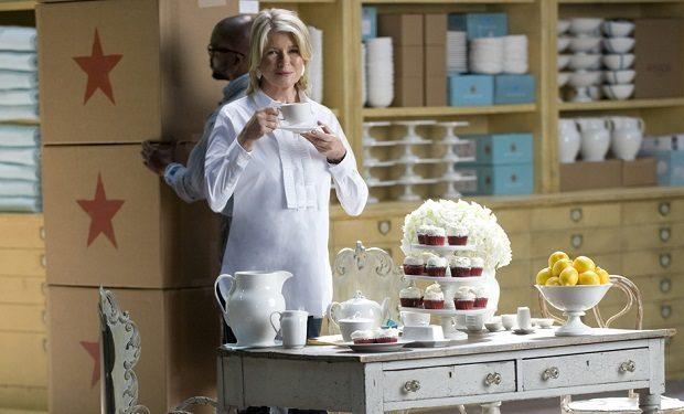 Martha Stewart Macys commercial