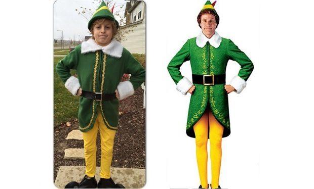 Mason Bumba as Elf