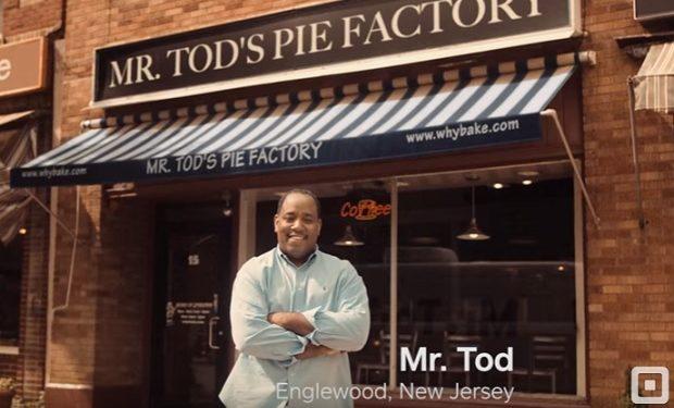 Mr Tod pies
