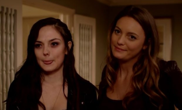 Emily Meade, Leila George, Mother May I