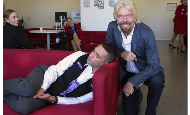 Richard Branson, Virgin Australia