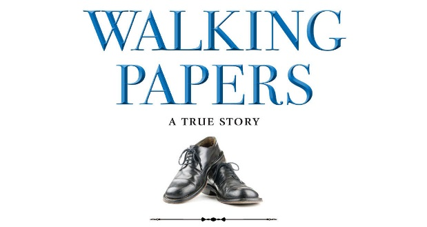 Walking Papers by Francesco Clark