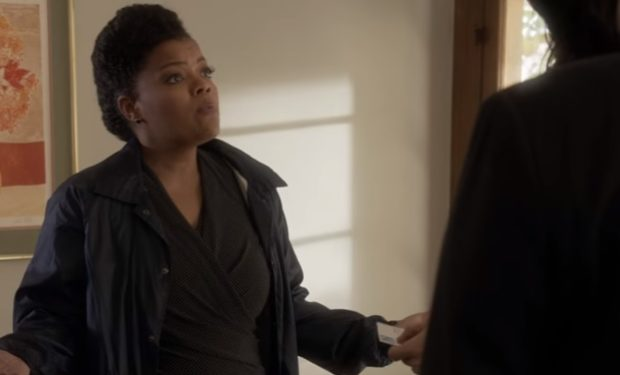 Yvette Nicole Brown Rizzoli and Isles TNT