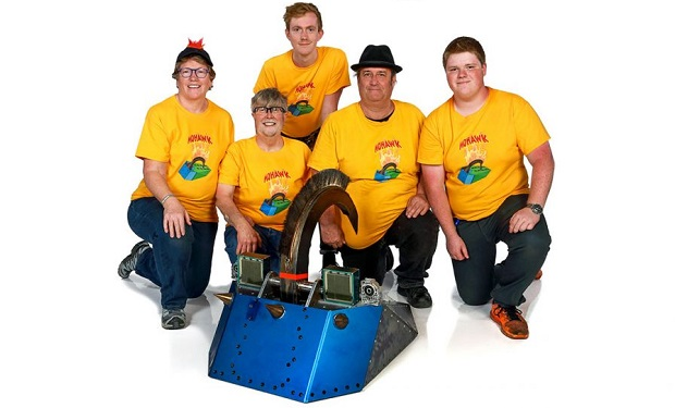 mohawk BattleBots ABC