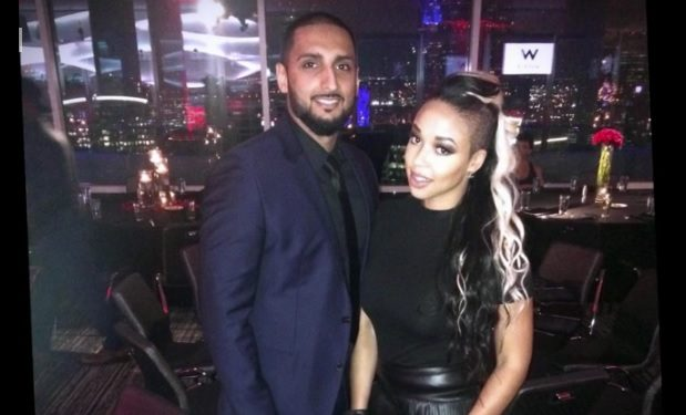 Duffey and Iman, VH1