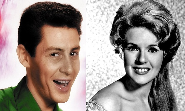 Eddie Fisher Im Yours Connie Stevens PD