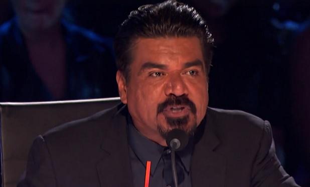 George Lopez AGT NBC