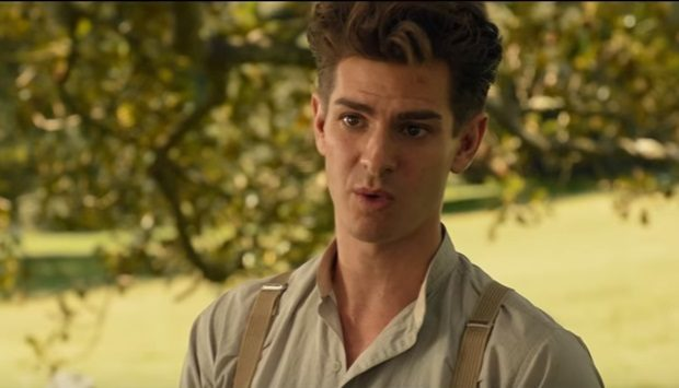 Hacksaw Bridge Andrew Garfield