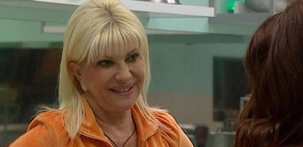 Ivana Trump on Celebrity Big Brother UK