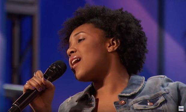 Jayna Brown AGT NBC