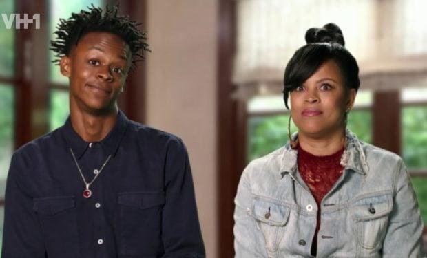 Myles and Shaunie VH1
