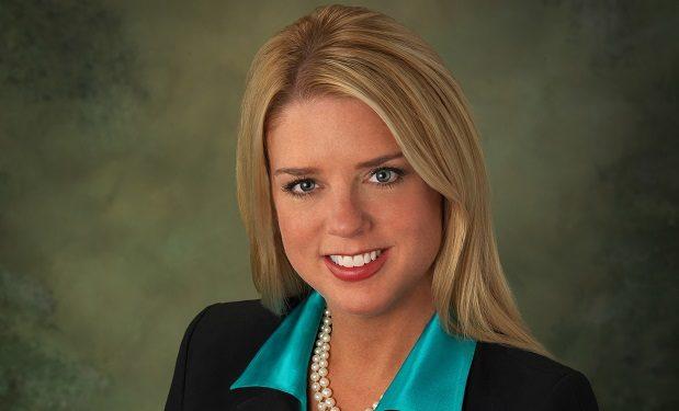 Pam Bondi FL Attorney General Official Portrait