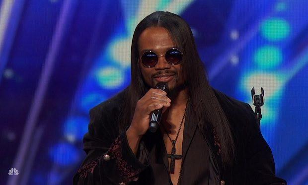 RL Bell America's Got Talent NBC