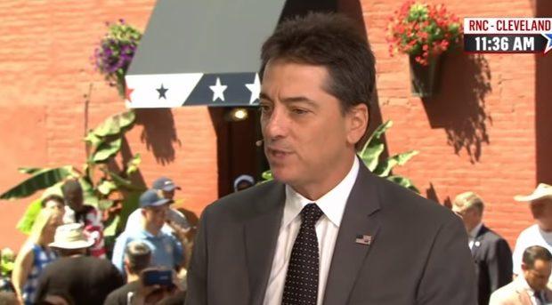 Scott Baio on MSNBC