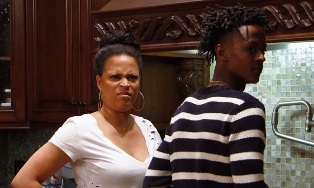 Shaunie o neal pits shaq s 6 9 son against her other son for Reely hooked fish dip