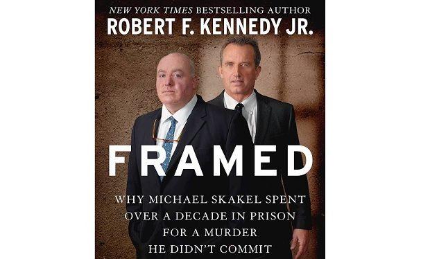 Skakel Kennedy book Framed