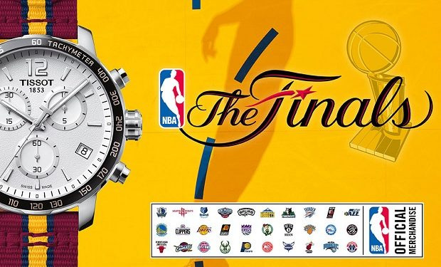 Tissot NBA partnership
