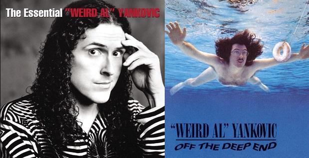 Weird Al Yankovich albums
