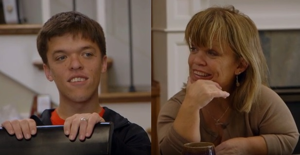 Zach and Amy Roloff