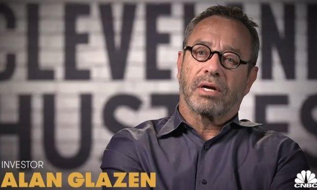 Alan Glazen, Cleveland Hustles, CNBC