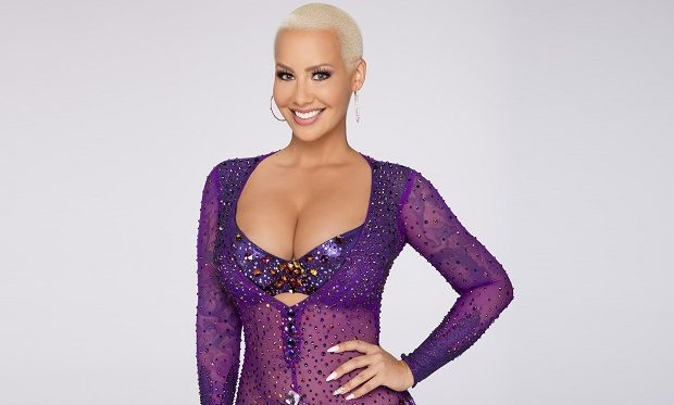 Amber Rose Brings 12 Million Fans To Dancing With The Stars