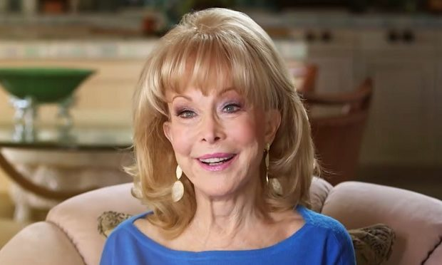 Barbara Eden 84 Talks About Son S Overdose After I